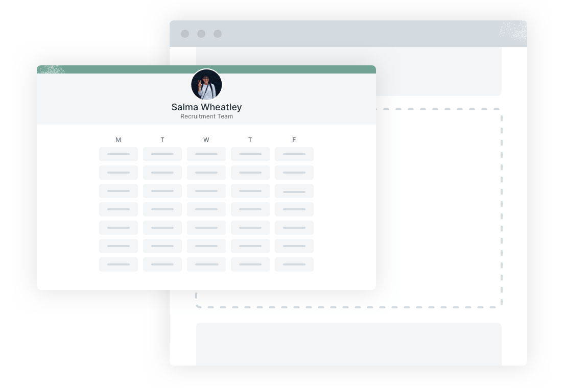 Give customers a seamless booking experience