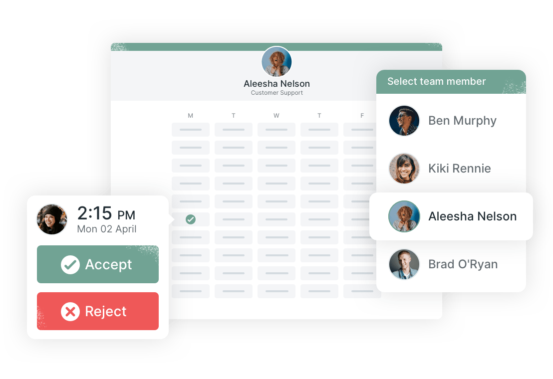 Get even more control over your schedule with tentative bookings
